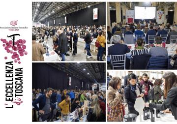 5-6 dicembre a Firenze: Eccellenza di Toscana, a cura di AIS Toscana