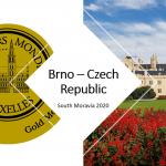I vini della Moravia dal palco privilegiato del Concours Mondial de Bruxelles