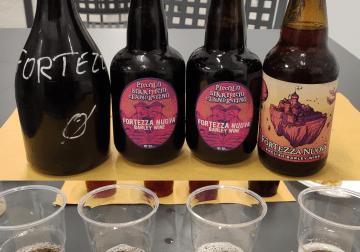 Una esperienza diversa: verticale di due birre al Piccolo Birrificio Clandestino