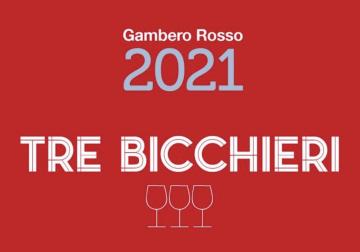 I 3 Bicchieri della guida Vini d'Italia 2021 del Gambero Rosso