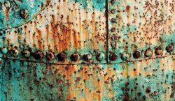 Care vecchie piccole corrosioni