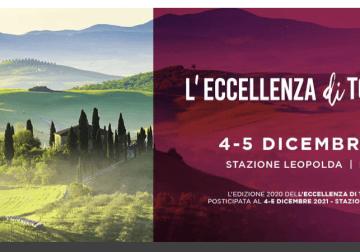 Eccellenza di Toscana, a cura di AIS: appuntamento a dicembre alla Leopolda di Firenze