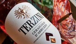 Il Cerasuolo d'Abruzzo di Terzini è il miglior vino rosato…