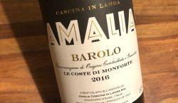 Barolo Le Coste di Monforte 2016 di Amalia: momenti di…