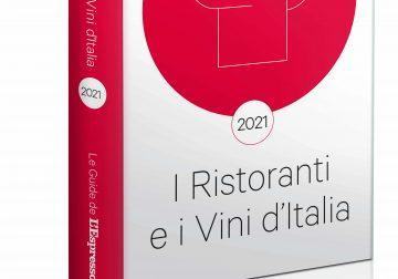 1 giugno, esce I Ristoranti e i Vini d'Italia 2021 de L'Espresso