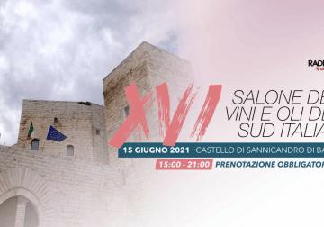 15 giugno, XVI edizione di Radici del Sud a Sannicandro di Bari