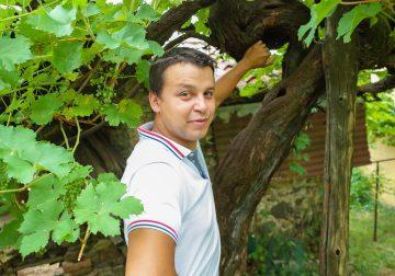 Alberto Rigon (azienda agricola MaterVi): l'avvenire che vorrei