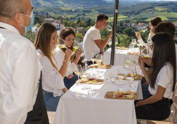 Riapre Vernaccia di San Gimignano Wine Experience